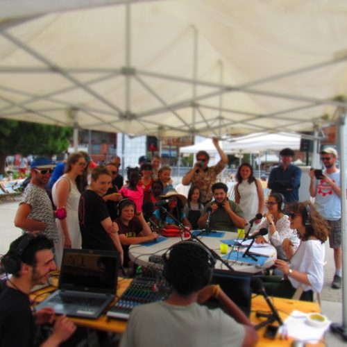 lancement Radio Moulins Lille